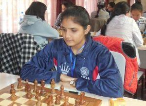 Under 14 chess