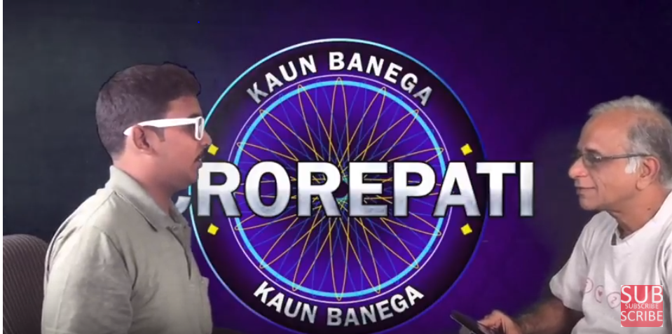 ATC ka KBC – First Episode with Mr.Ram Mohan
