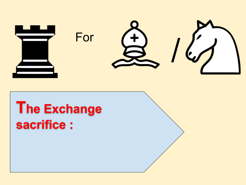 Exchange Sacrifices